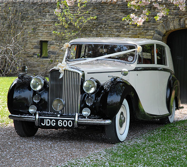 1950 Bentley Hooper MK6
