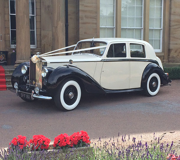 1950 Rolls Royce Bentley Silver Dawn